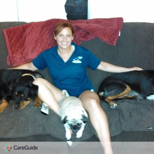 Pet Care Provider Norelle Adams's Profile Picture