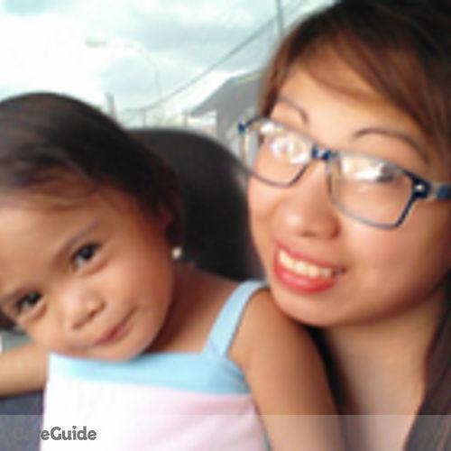 Canadian Nanny Provider Irene Joy Compleza's Profile Picture