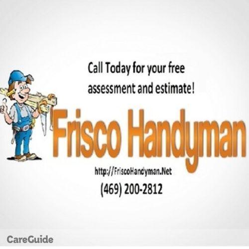 Handyman Provider Frisco H's Profile Picture