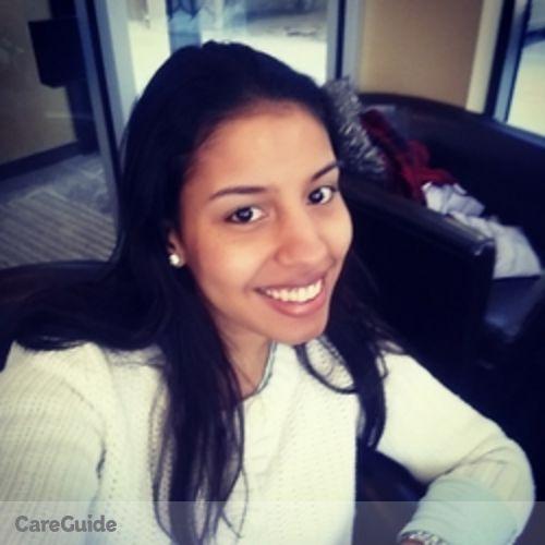 Canadian Nanny Provider Zamira Tactuk's Profile Picture