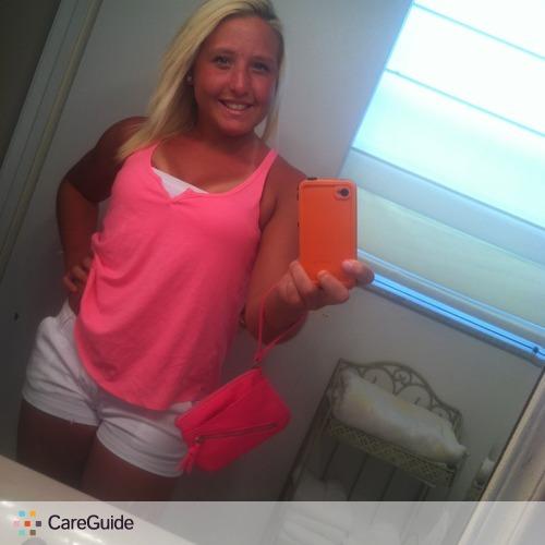 Child Care Provider Dakota R's Profile Picture