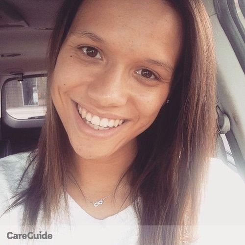 Canadian Nanny Provider Olivia Dean's Profile Picture