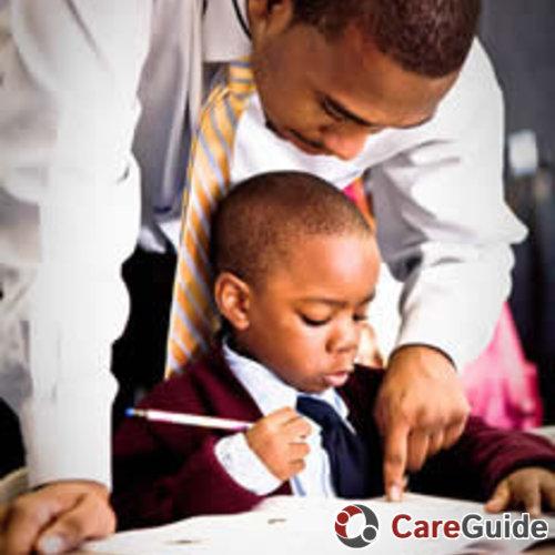 Child Care Provider Khalid Daniels's Profile Picture