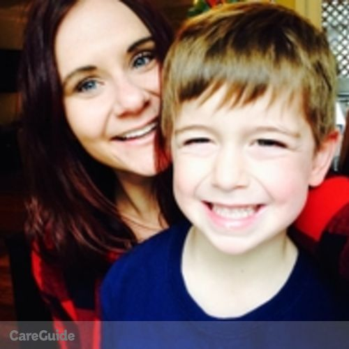Canadian Nanny Provider Jocelyne Guenard's Profile Picture