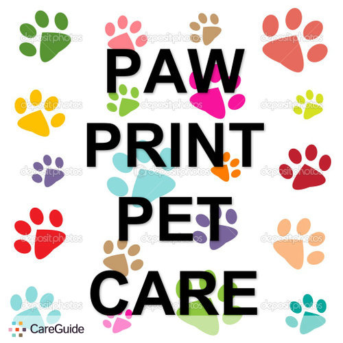 Pet Care Provider Sophia Weindorf - Paw Print Pet Care's Profile Picture