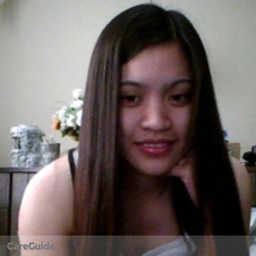 Canadian Nanny Provider Loreta C's Profile Picture