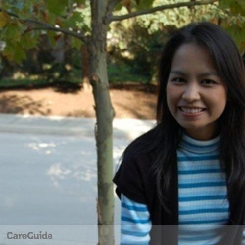 Canadian Nanny Provider Piyaporn Ponsuksai's Profile Picture