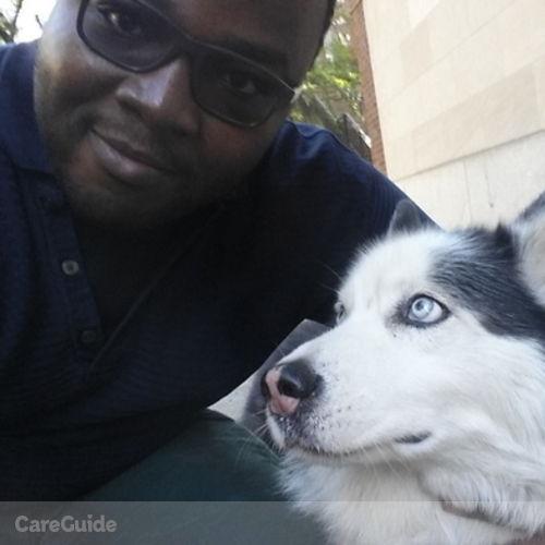 Pet Care Provider Jackson Ero's Profile Picture