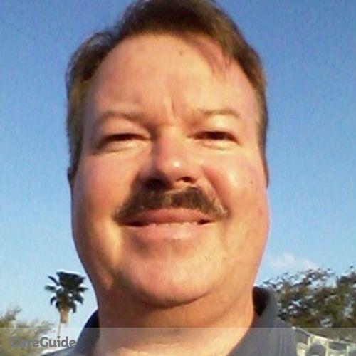 House Sitter Provider Pete Lamberton's Profile Picture