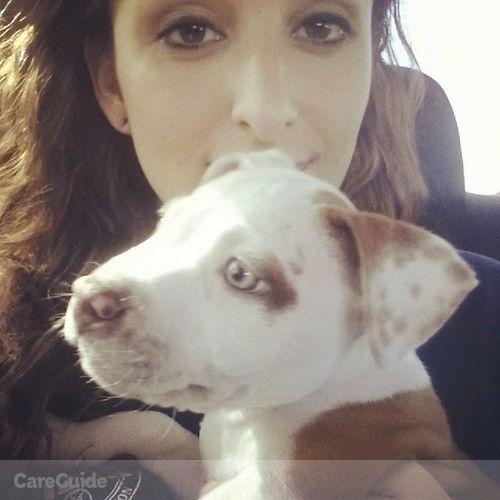 Pet Care Provider Haley McBeth's Profile Picture