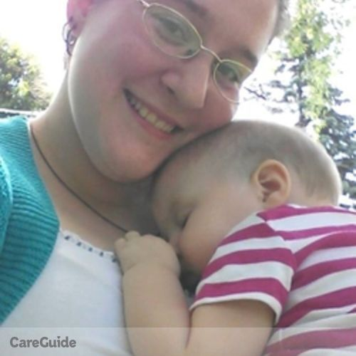 Canadian Nanny Provider Mary Robertson's Profile Picture