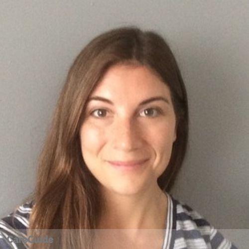 Canadian Nanny Provider Chandrie Pera's Profile Picture
