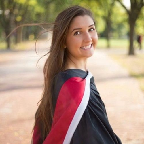 Canadian Nanny Provider Katie C's Profile Picture