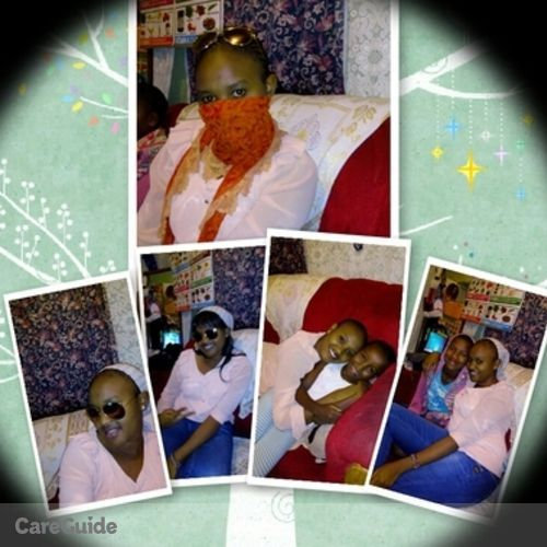Canadian Nanny Provider Elizabeth Mbugua's Profile Picture