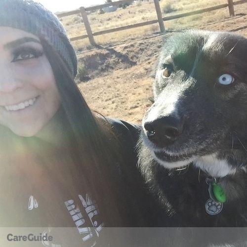 Pet Care Provider Christie Chavez's Profile Picture