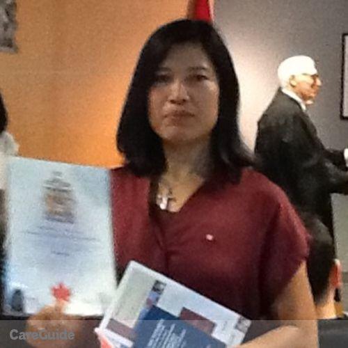 Canadian Nanny Provider Elsie Pizarro's Profile Picture