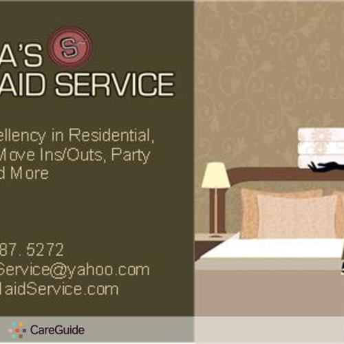 Shanta's Maid Service is Hiring