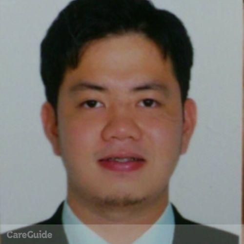 Canadian Nanny Provider Kin Michael Arnedo's Profile Picture