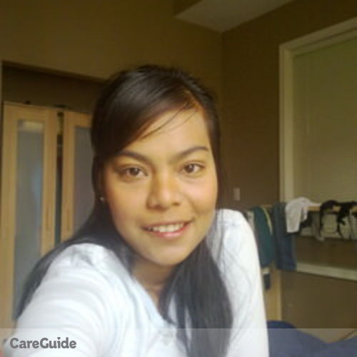 Canadian Nanny Provider Chanvipa Choopet's Profile Picture