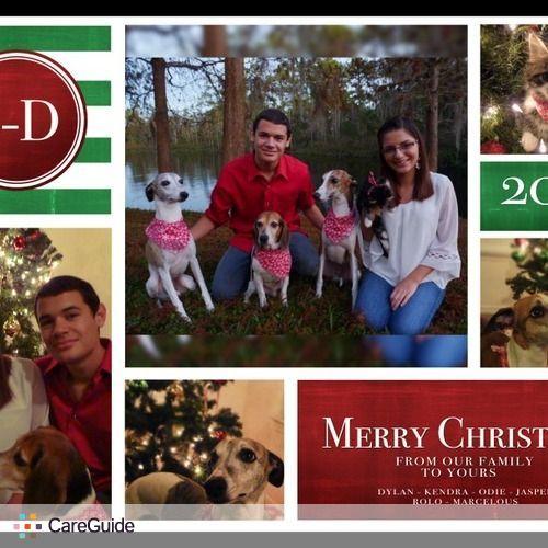 Pet Care Job Kendra Devine's Profile Picture