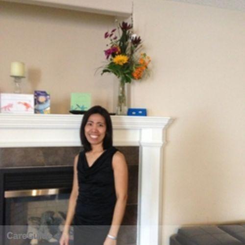 Canadian Nanny Provider Teresita Bautista's Profile Picture