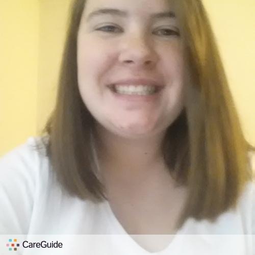 Child Care Provider Ashley Tice's Profile Picture