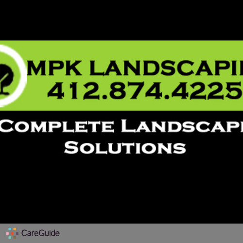 Landscaper Provider Mike Kubisiak's Profile Picture