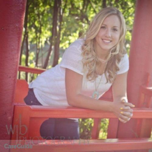 Canadian Nanny Provider Megan Bredin's Profile Picture