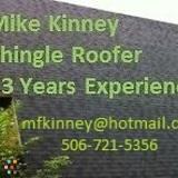 Roofer in Saint John