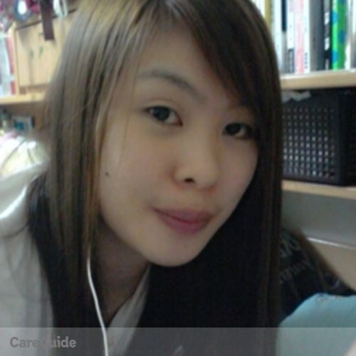 Canadian Nanny Provider Jealyn Y's Profile Picture