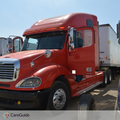 Truck Driver Job Fernando A's Profile Picture