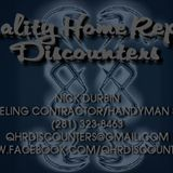 Your 1 call does it all handyman service