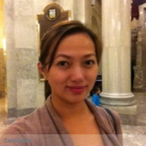 Canadian Nanny Provider Stefanie Marie Ventura's Profile Picture
