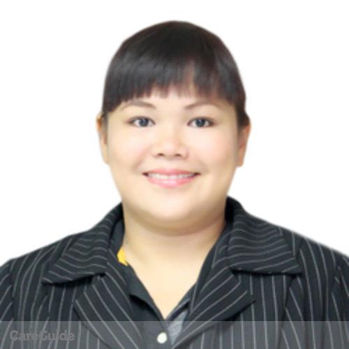 Canadian Nanny Provider Diana Vasquez's Profile Picture