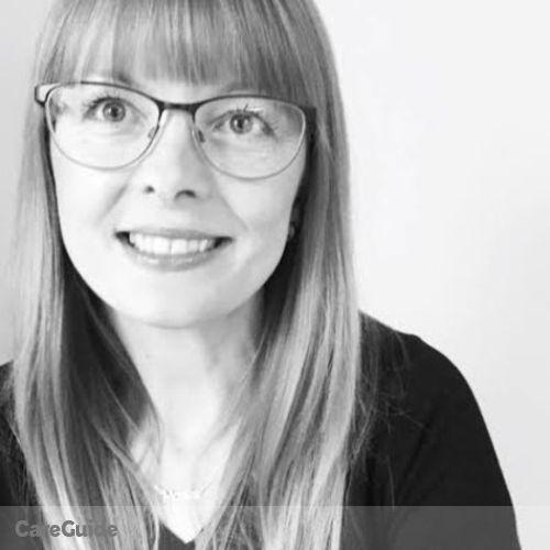 Canadian Nanny Provider Monika Henriksson's Profile Picture