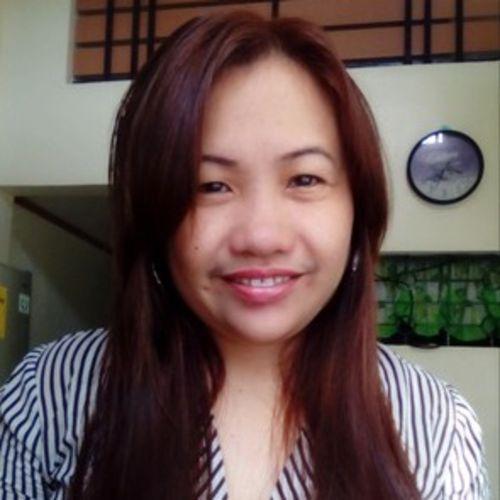 Canadian Nanny Provider Clarissa Layno's Profile Picture