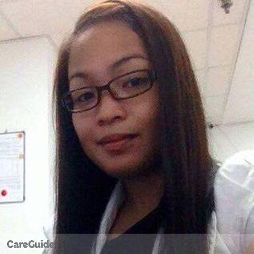 Canadian Nanny Provider Prinzesa Yuki's Profile Picture