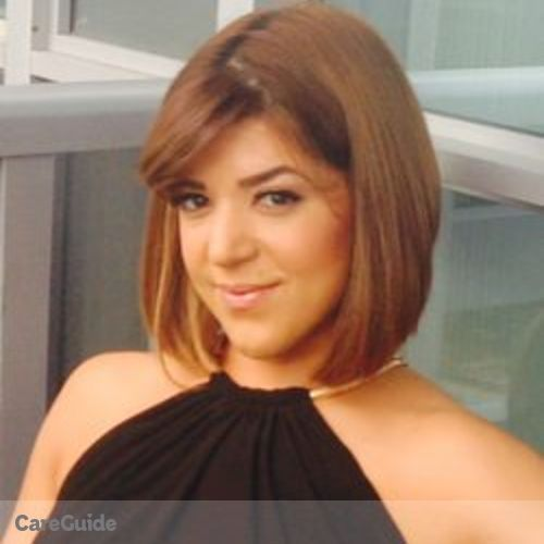 Canadian Nanny Provider Samaneh Arzhangi's Profile Picture