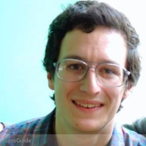Pet Care Provider Jacob Sucher's Profile Picture