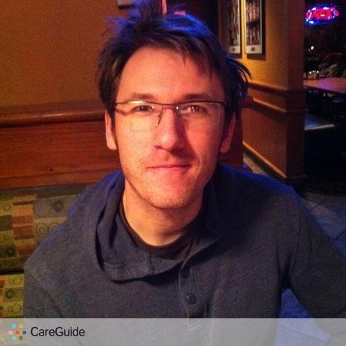Child Care Provider Noah Cowper's Profile Picture