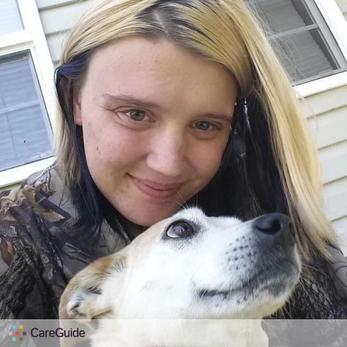 Pet Care Provider Kayla Webb's Profile Picture