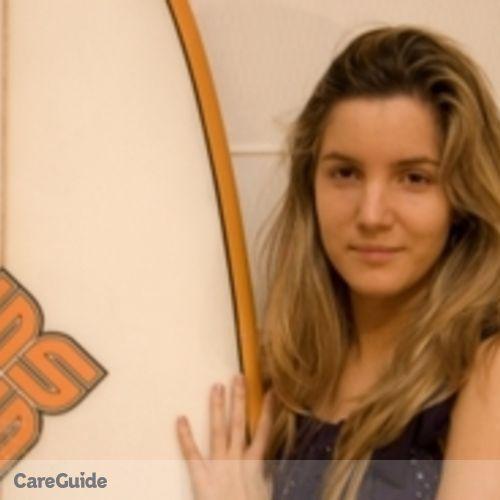 Canadian Nanny Provider Alicia Ibarguchi's Profile Picture