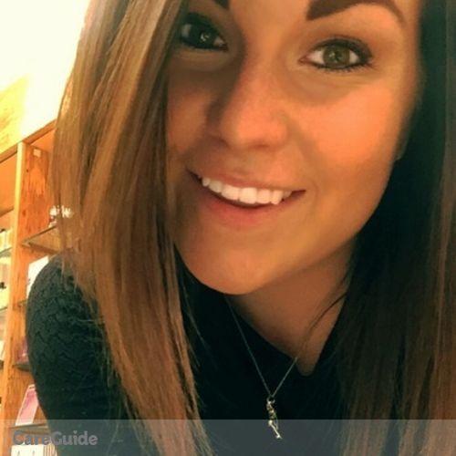 Child Care Provider Jacie G's Profile Picture