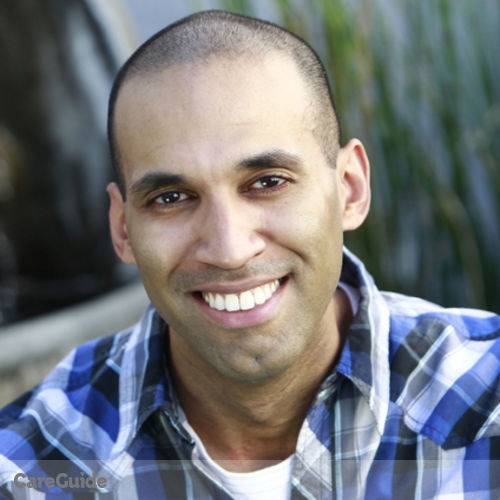 House Sitter Provider Jorge Ortiz's Profile Picture