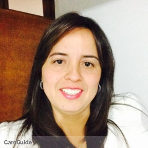 Canadian Nanny Provider María Emilse M's Profile Picture
