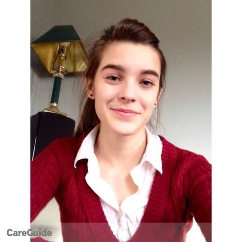 Canadian Nanny Provider Greer D's Profile Picture