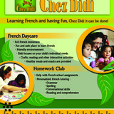 French Tutoring for Kids and conversation class for adults