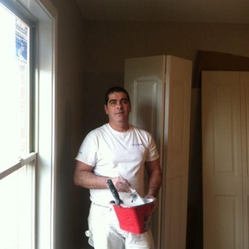 Painter Provider Eric Price's Profile Picture