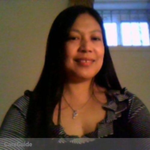 Canadian Nanny Provider Miralee Cornelio's Profile Picture