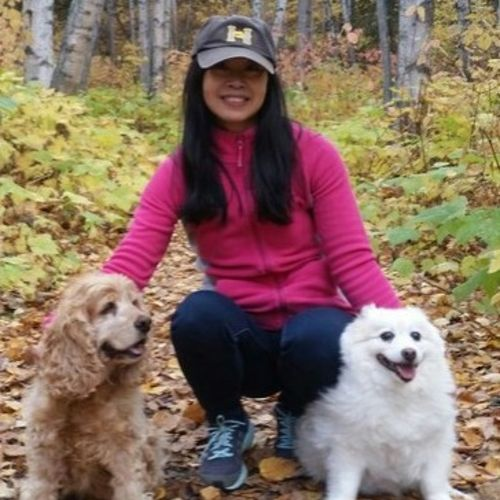 Canadian Nanny Provider Sophie Wong's Profile Picture
